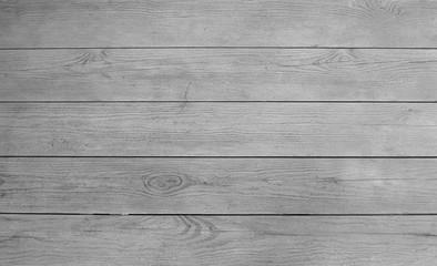 Fototapeta Biały drewniany stół z desek obraz