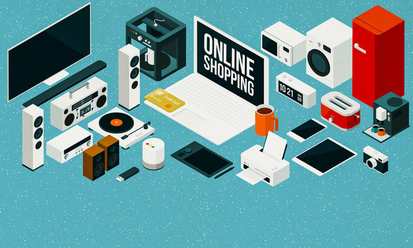 Promotional electronics online sale