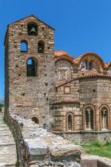 Fototapete - Church in Mystras, Greece