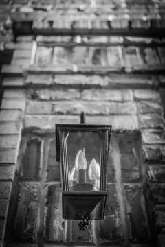 Lantern in the Alley