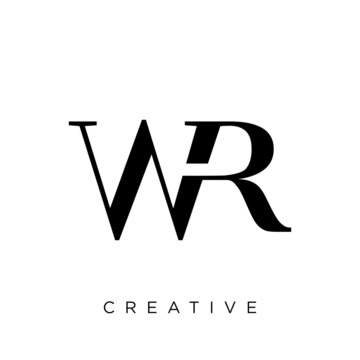 wr logo for company