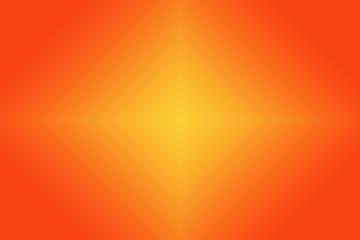 Printed roller blinds Brick Yellow Diamond in an Orange gradient background