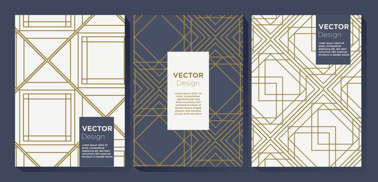 Luxury Art Deco Pattern