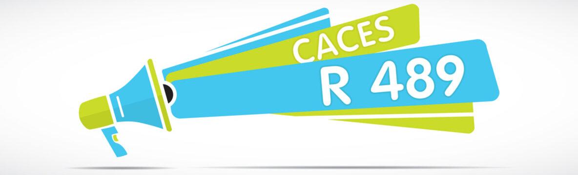 megaphone 2020 : CACES R489