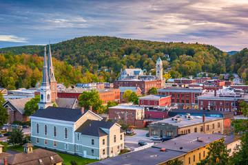 Fotomurales - Montpelier, Vermont, USA