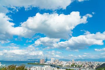Fotomurales - 都市風景 福岡市