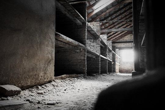 Erinnerungsstätte Auschwitz-Birkenau
