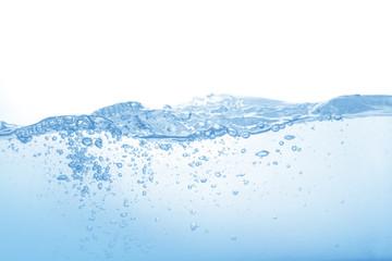 Fototapete - Water splash,water splash isolated on white background,water