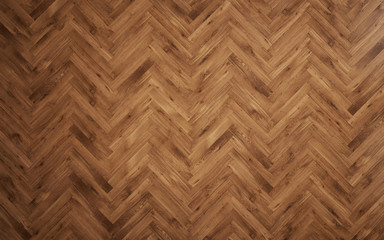Obraz High resolution oak herringbone parquet texture - fototapety do salonu