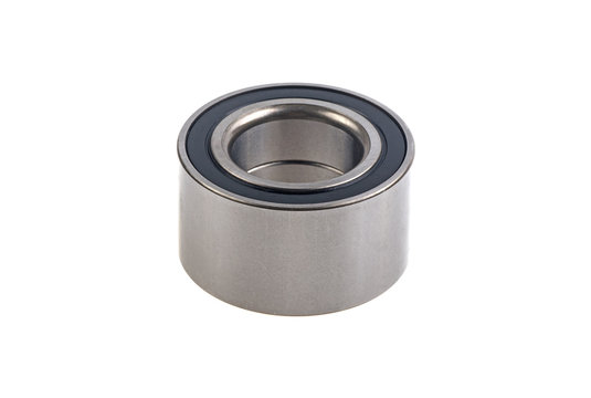 wheel bearing on a white background isolated