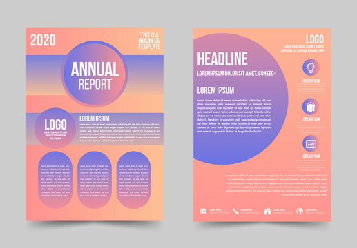 Business poster and flyer template brochure anual report layout design elements.Cover business presentation modern background.Vector illustration