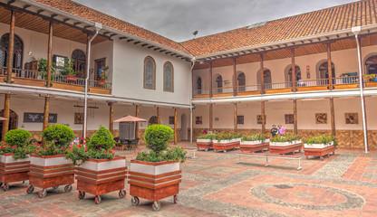 Wall Mural - Cuenca historical landmarks, Ecuador