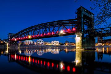 Hubbrücke Magdeburg 2