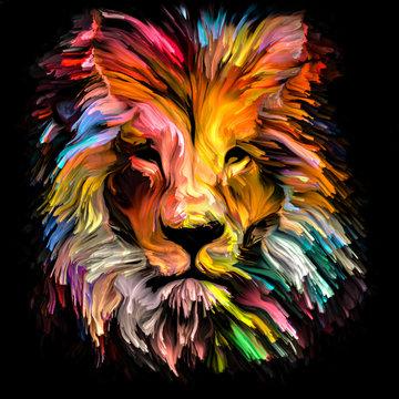 Spectrum Lion