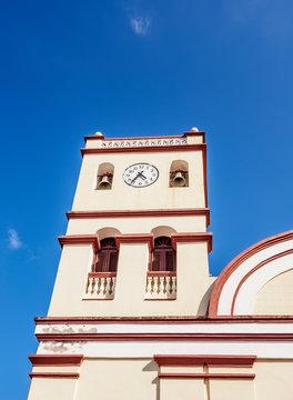 Nuestra Senora de la Asuncion Cathedral, Baracoa, Guantanamo Province, Cuba