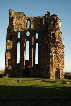 Tynemouth  Castle Church
