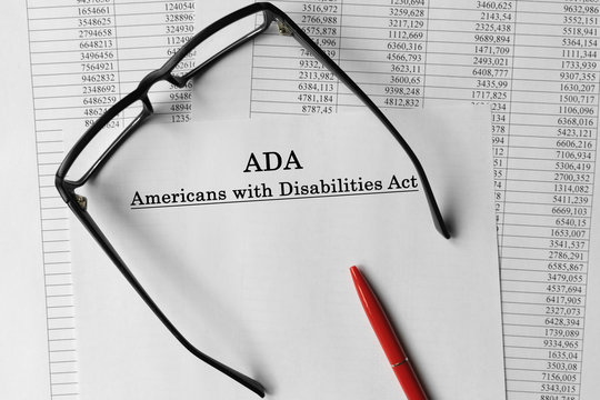 ADA Law American Disability
