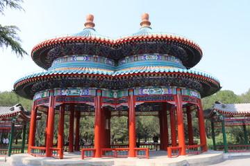 Poster de jardin Pekin Pékin - Parc