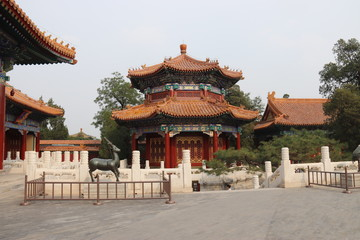 Poster de jardin Pekin Pékin