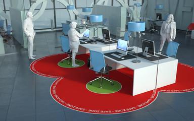 Post Covid office design