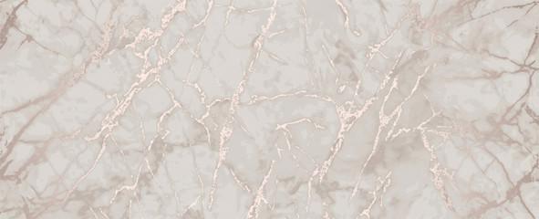 pink gold marble metallic luxury background Fotobehang