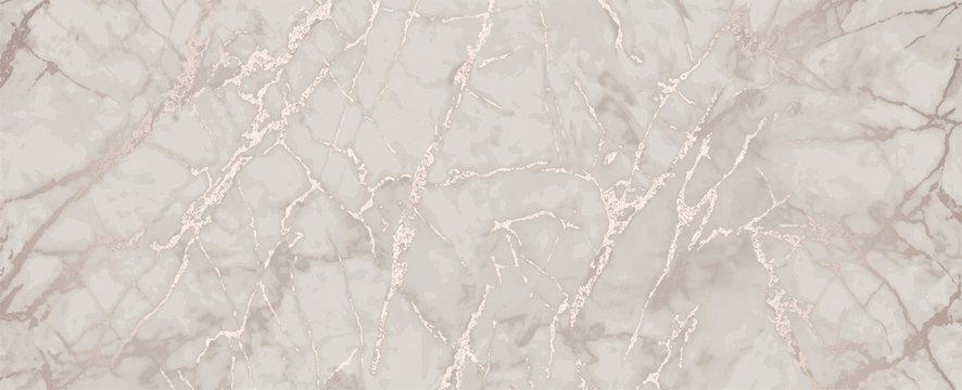 pink gold marble metallic luxury background