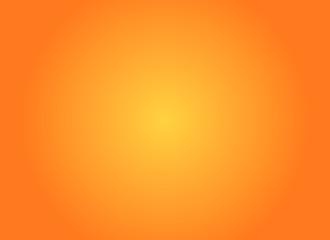 Wall Mural - Orange blurred background. gradient design