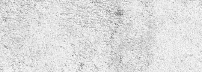 White background of a texture of cement wall, stone and concrete - Bright stage background - Large panoramic format Fototapete