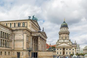 Fotomurales - Gendarmenmark square , Berlin, Germany