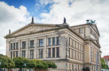 Fototapete - Konzerthaus Berlin, Gerrmany