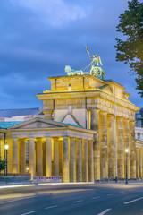 Fototapete - Brandenburg Gate, Berlin