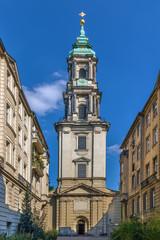 Fototapete - Sophienkirche church, Berlin, Germany
