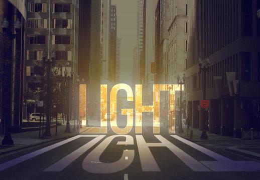 Simple Light Window Effect