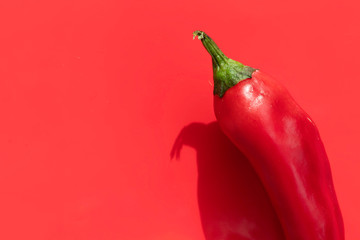 red hot chili peppers, food photo