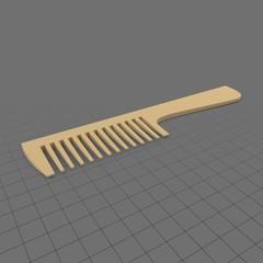 Hair comb 2