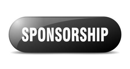 sponsorship button. sponsorship sign. key. push button.