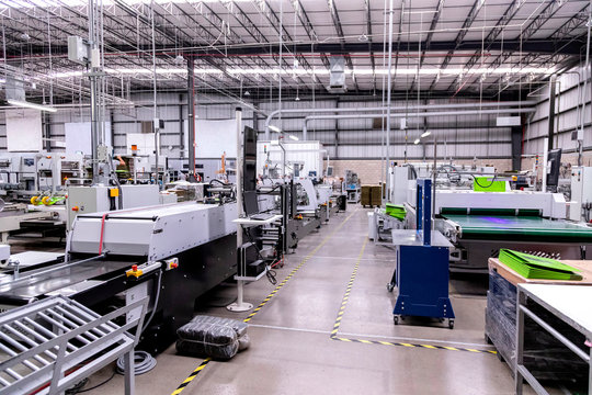 Printing processes industry