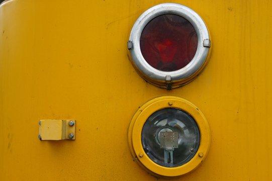 Full Frame Shot Of Traffic Signal