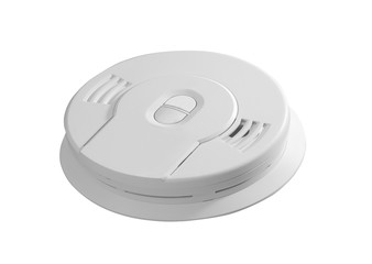smoke detector isolated