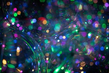 Full Frame Shot Of Illuminated Lighting Equipment - fototapety na wymiar