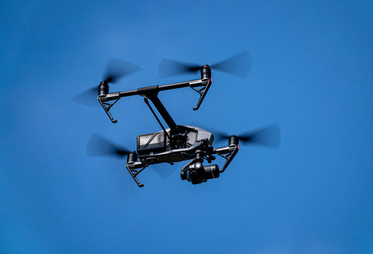 Profi Quadrocopter Drohne Inspire