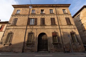 Wall Mural - Historic palace of Forli, Emilia Romagna
