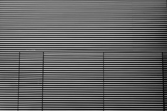 Full Frame Shot Of Corrugated Iron Wall