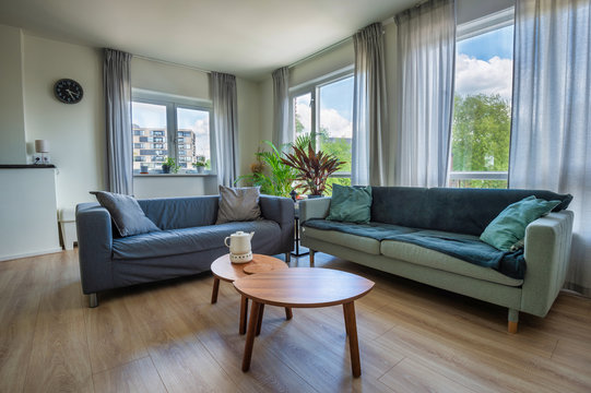 Example of modern home interior design