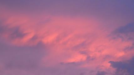 Fototapeten Rosa Lovey Sunrise
