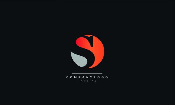Letter S Logo Design Icon Vector Symbol