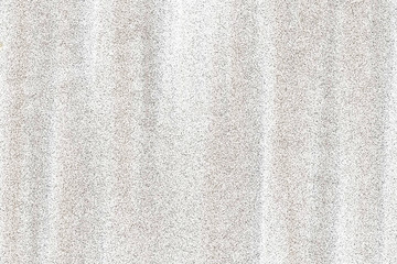 Fotobehang - Gray-white concrete wall background.Grunge wall with sand  and cement light texture.
