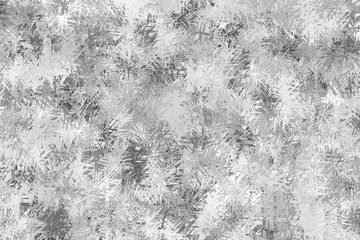 Fotobehang - Abstract gray and white wallpaper background.Light gray paper texture.