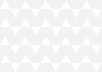 White abstract pattern background. Vector polygon wallpaper texture.