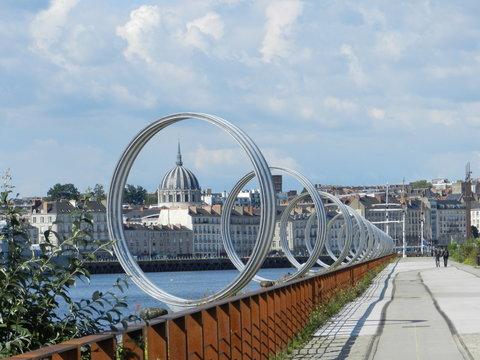 Nantes et Notre Dame du Bon Port